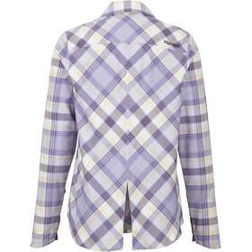 Marmot Aeolian T-shirt à manches longues Femme, paisley purple